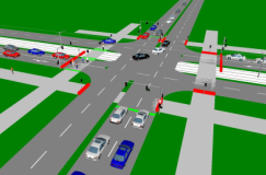 photo from Laboratory of traffic management and modelling
